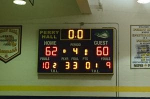 PHHS Beats Springbrook