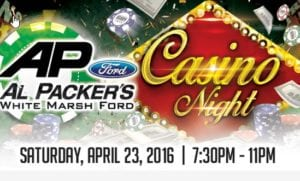 Al Packer Casino Night 2016