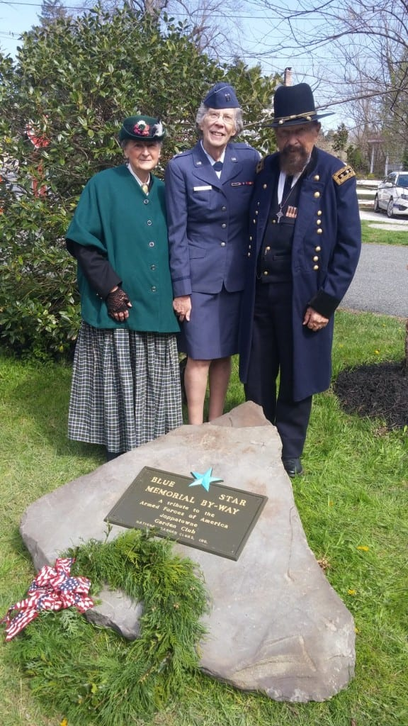 Blue Star Jerusalem Mill Dedication