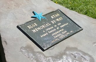 Blue Star Memorial Jerusalem Mill