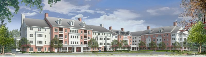 BrightView Perry Hall Expansion Rendering