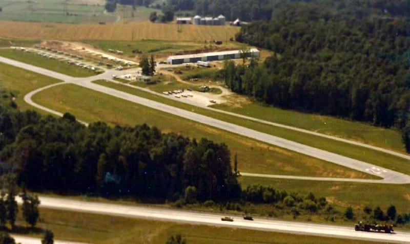Baltimore Airpark 1975