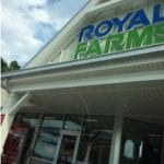 Royal Farms employee tied up during overnight robbery