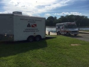 MDNRP Search Middle River