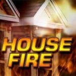 House fire reported in Essex
