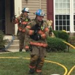 House fire reported in White Marsh