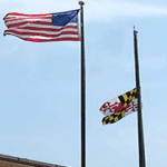 Md. flag lowered to half-staff in honor of Takoma Park Special Forces soldier