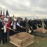 WMVFC breaks ground on new station