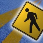 Pedestrian struck in Middle River