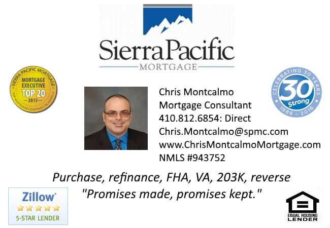 Chris Montcalmo Mortgage