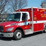 Fire-related deaths reported in Parkville, Middle River