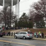 Perry Hall Middle School evacuated due to odor