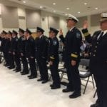Baltimore County Fire Department promotes 48 members