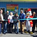 Kona Ice holds Grand Opening in Carney