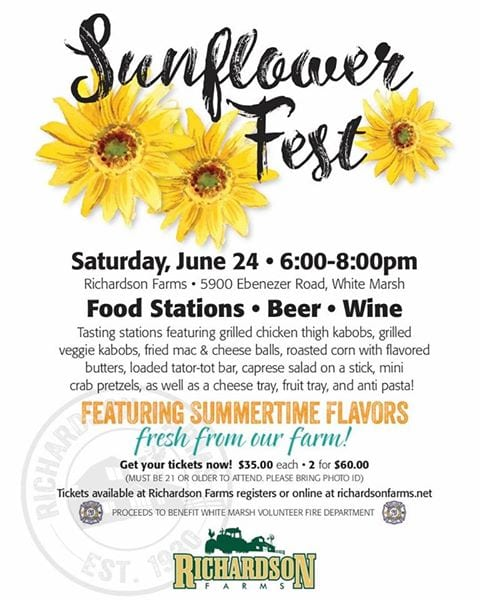 Richardson Farms Sunflower Fest