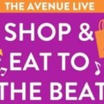'Shop and Eat to the Beat' all summer long at The Avenue at White Marsh