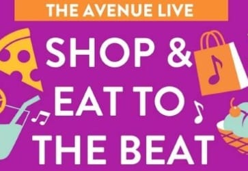 The Avenue Shop Eat Beat