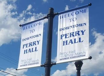 New Perry Hall Banners