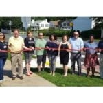 Raised crosswalks completed at Perry Hall Middle, Perry Hall High