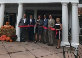 BrightView Perry Hall Ribbon Cutting