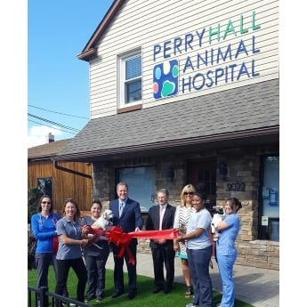 Perry Hall Animal Hospital Ribbon-Cutting