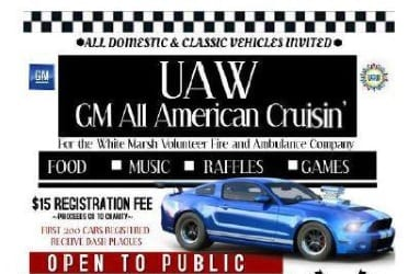 UAW GM Car Show 2017 Small