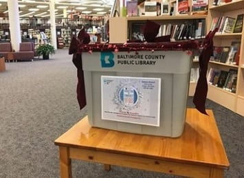 Baltimore County Public Library Toy Drive