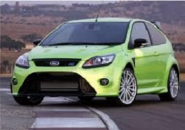 ford focus RS combo