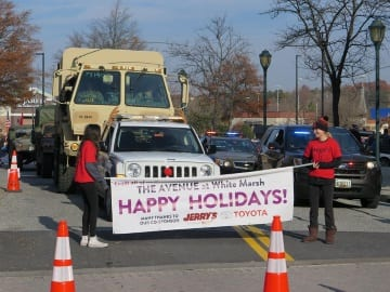 Avenue Holiday Parade 2017 01