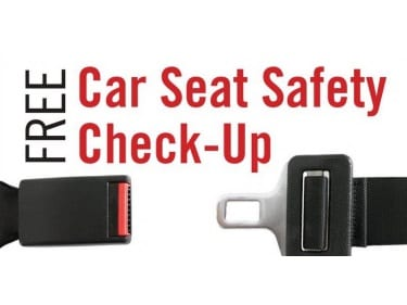 Car Seat Safety Check Installation
