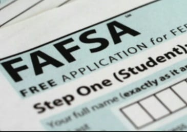 FAFSA College Student Financial Aid