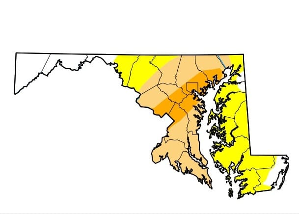 Maryland Drought 2018-1