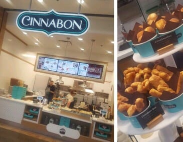 Cinnabon White Marsh Mall
