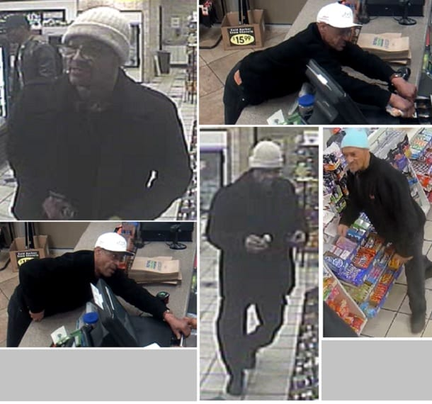 perry hall robbery suspect collage