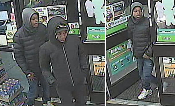 Whitby Road Robbery Suspects 1