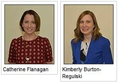 Catherine Flanagan Kimberly Burton-Regulski