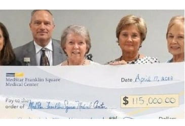 Franklin Square NICU Donation