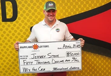 Jeffrey Stone Winning Lottery