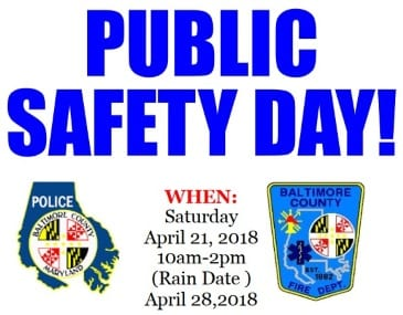 Police Fire Public Safety Day 2018