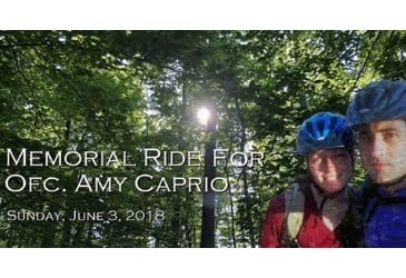 Amy Caprio Memorial Ride