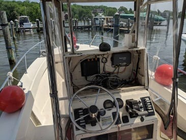 Bowleys Quarters Marine Boat Equipment Theft