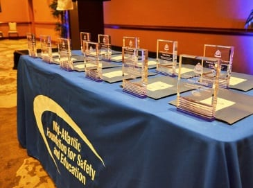 Mid Atlantic Foundation for Safety and Education Awards