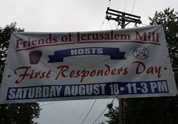Jerusalem Mill First Responders Day 2018