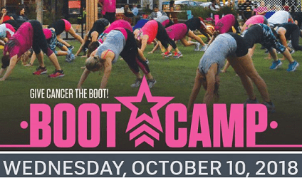 The Avenue Boot Camp