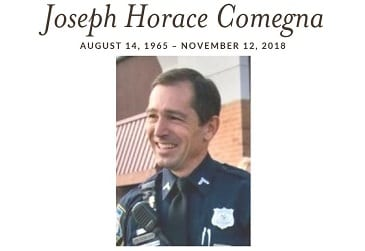 Officer Joseph Comegna