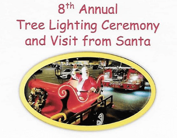 Parkville Tree Lighting 2018