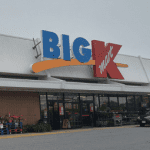 Big Kmart North Plaza Mall