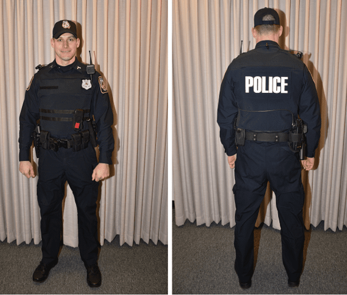 Baltimore County Police Uniforms 2019