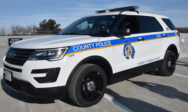 Baltimore County Police Vehicles 2019