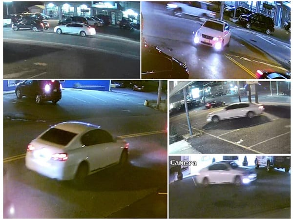 Parkville Suspect Vehicle 201810